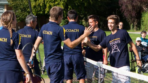Tennis Camps in the UK (England)